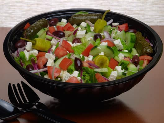 Catering with Greek Salad from Cafesano in Reston, VA