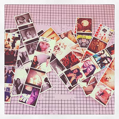 Use Instagram Photo Strips as a Feature at Your Dulles Graduation Party