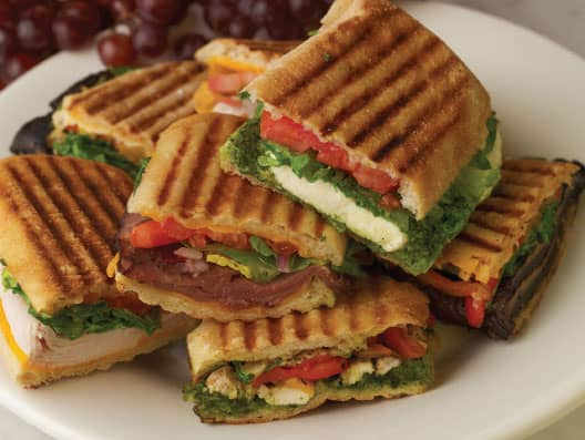 Mediterranean Panini by Cafesano in Reston, VA