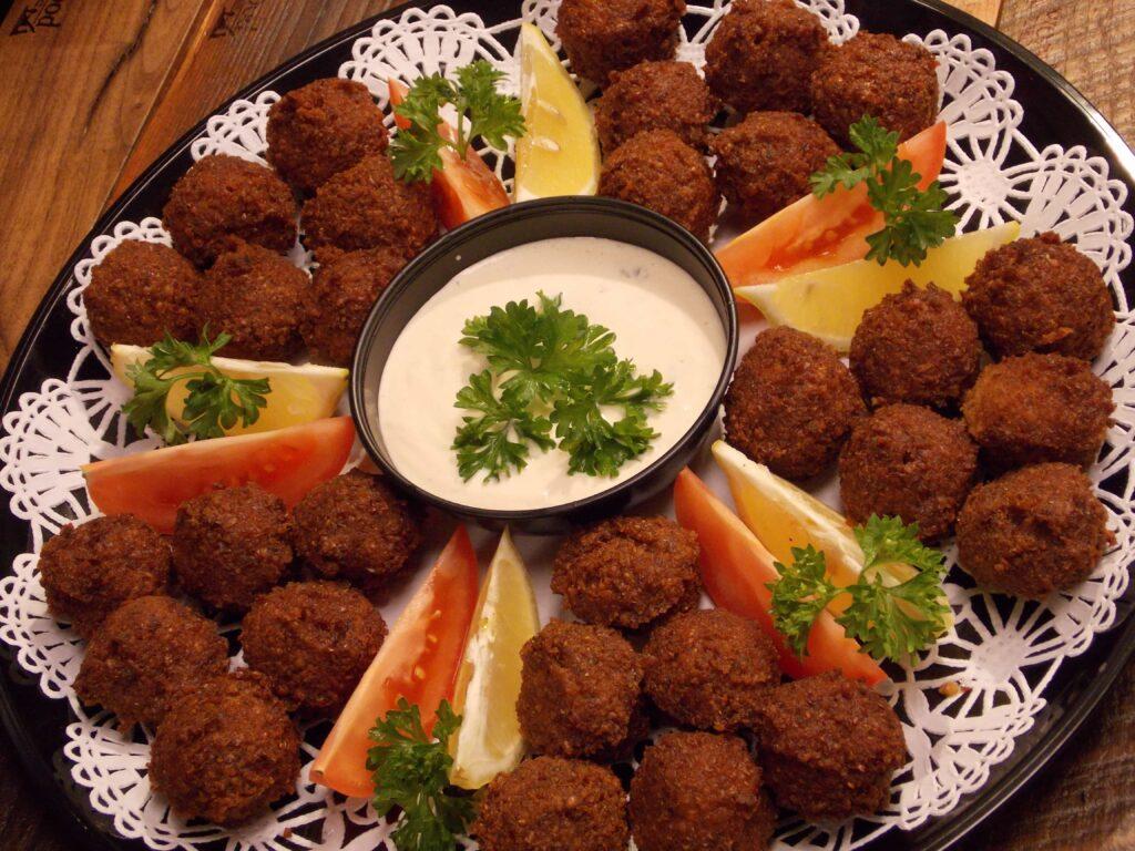 mediterranean caterer in northern va