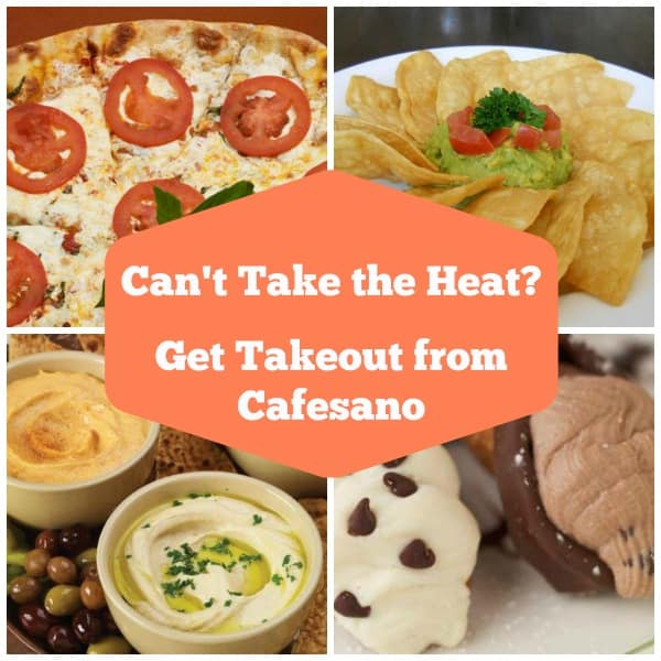 Get takeout food from Cafesano, a Restaurant in Reston VA