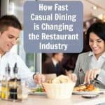 How Fast Casual Dining is Changing the Restaurant Industry