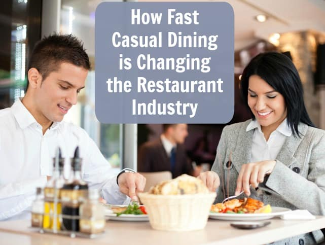 Diners Eating at a Fast Casual Restaurant in Reston VA
