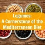 Legumes: A Cornerstone of the Mediterranean Diet Food Pyramid
