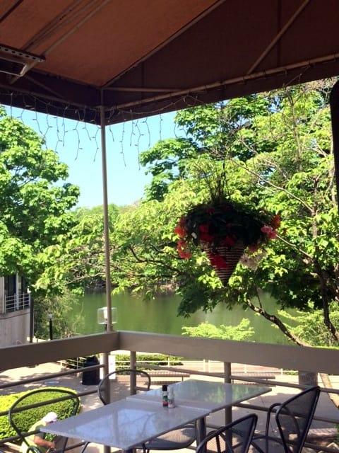 Cafesano Outdoor Patio View Reston VA