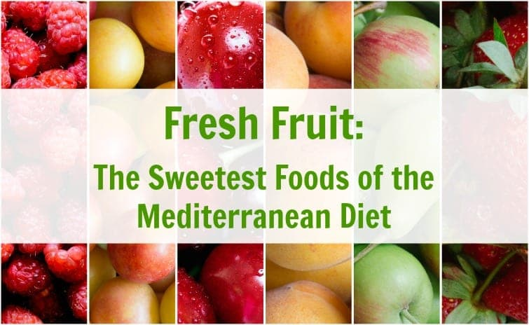 fresh fruit is an important part of the mediterranean diet in reston va