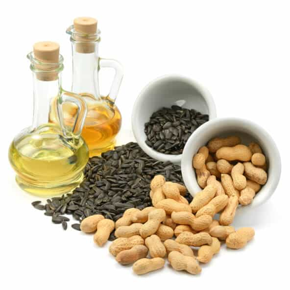 Sunflower seeds, peanuts and oil are important parts of the Mediterranean Diet
