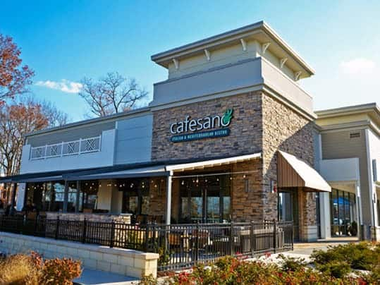 Cafesano Dulles Town Center