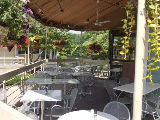Great Patio Dining in Reston VA